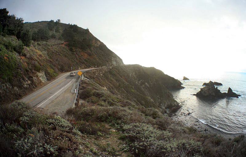 Big Sur Copyright &copy 2015 California Views