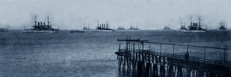 Great White fleet 1908