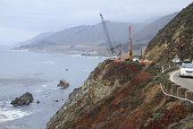 Rocky Creek Landslide April 21, 2012