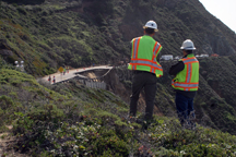 Rocky Creek Landslide March 17, 2012 by Pat Hathaway